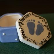Footprints Box