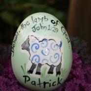 Lamb of God Egg