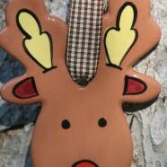 Rudolf Flat Ornament